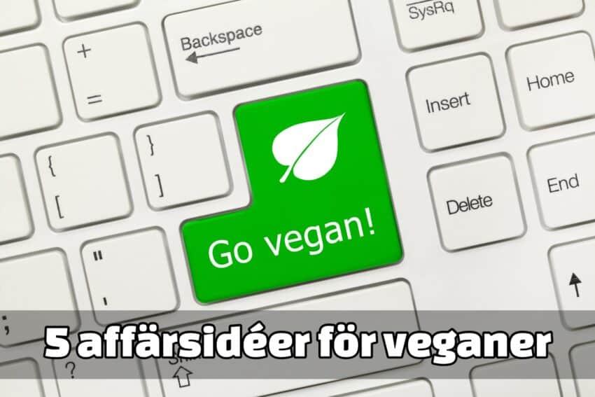 Affärsidéer för veganer