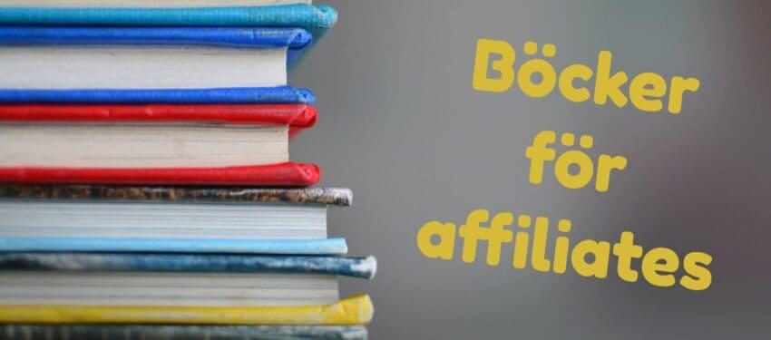 Böcker för affiliates