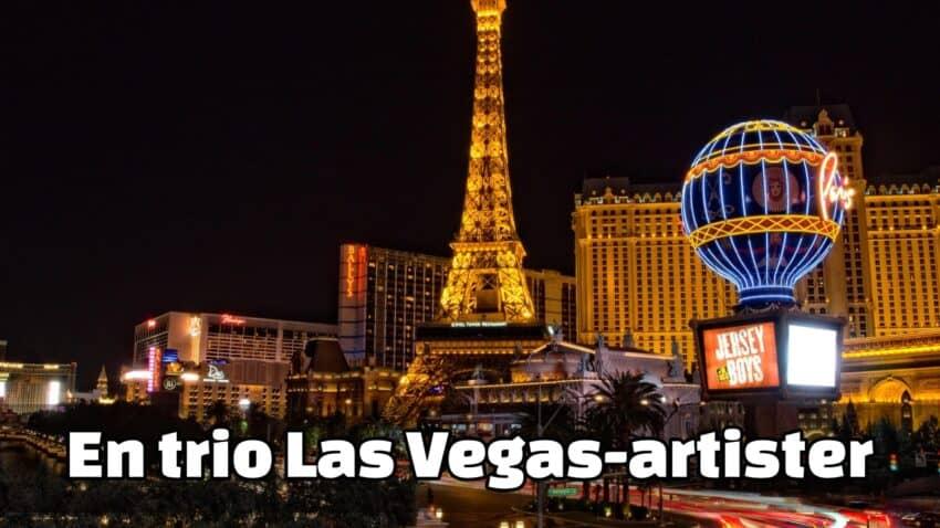 Casino Las Vegas artister