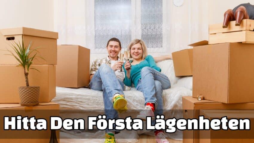 Lediga lägenheter i Karlstad