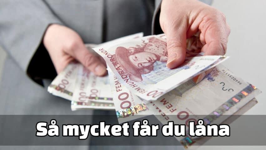 Låna pengar med Kredity