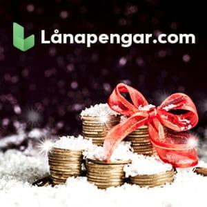 lana pengar till jul