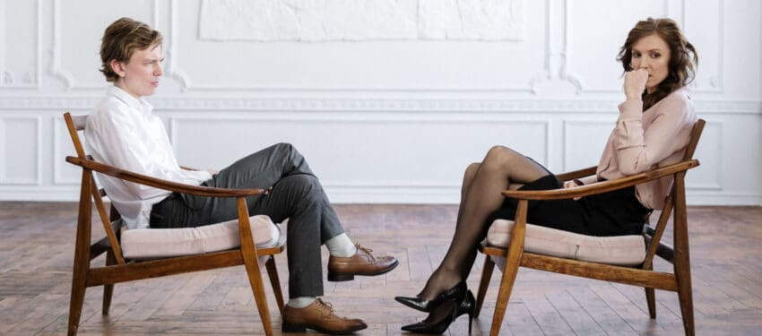 Lavendla kan hjälpa vid skilsmässa