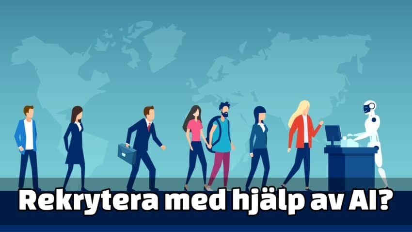 Rekryteringskonsulter från Finnvedenexecutive