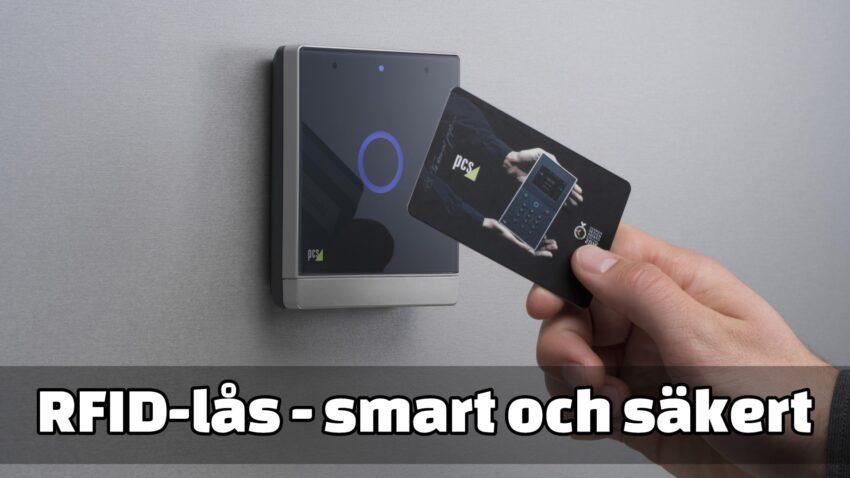 RFID ger smarta och säkra lås