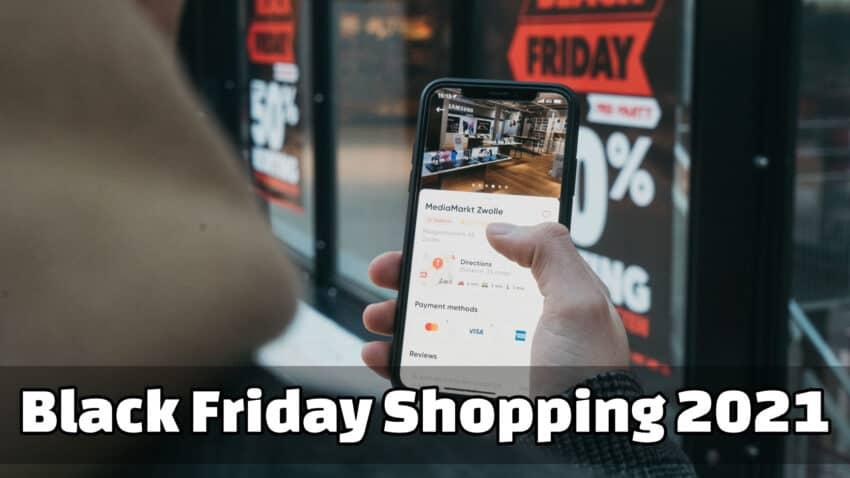 Shoppa under Black Friday