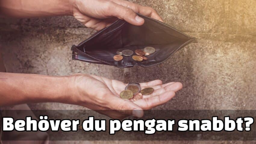 Tjäna pengar snabbt