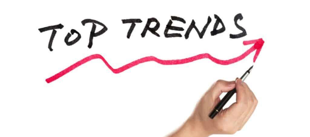 Trender på Internet