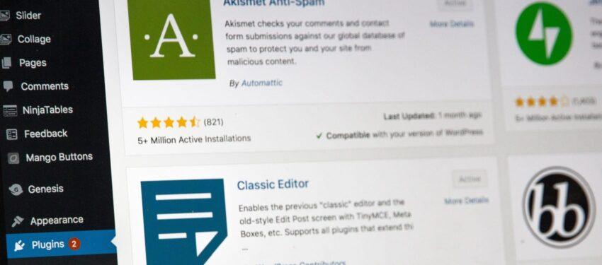 Wordpress plugins som alla borde ha